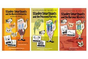 Alexander Martin – Stanley Smartpants
