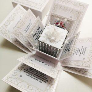 Lesleyann Hurford –  Exploding Boxes